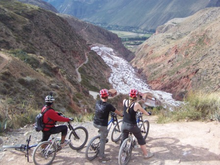 Moray - Maras bike tour