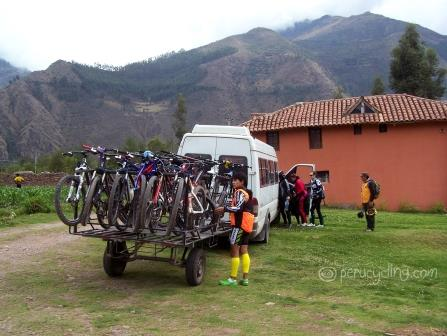 Multi-day tours www.perucycling.com