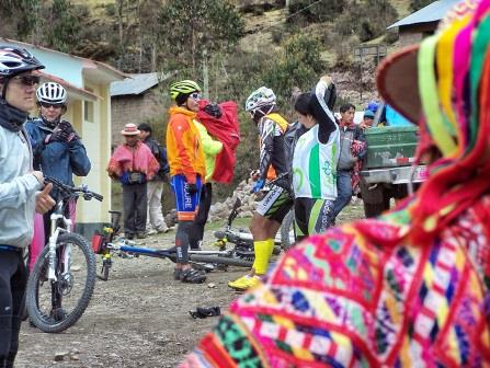 Lares Cusco www.perucycling.com
