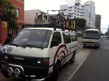 CTP Wagon www.perucycling.com