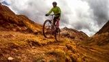 Cusco just biking